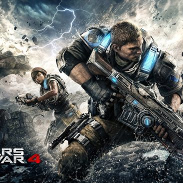 Gears of War 4 DLC